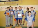 Rok szkolny 2013/2014 :: Tenis Gminne zawody